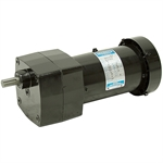19 RPM 115 VAC 0.06 HP 100 IN-LB LEESON GEARMOTOR