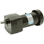 9 RPM 115 VAC 0.06 HP 100 IN-LB LEESON GERMOTOR