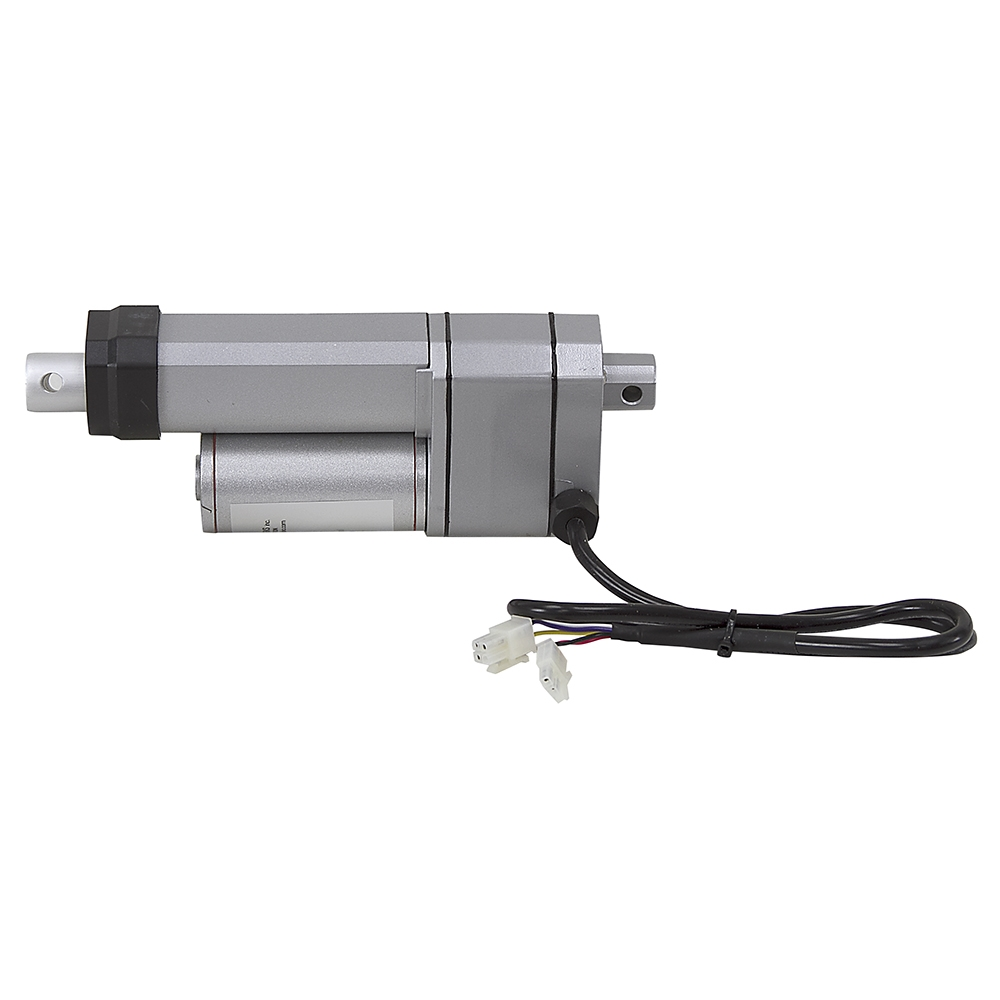 1 96 Stroke 110 lbs  12 Volt DC Linear Actuator with Potentiometer