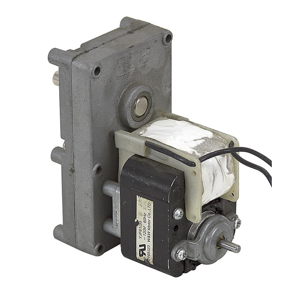 5 Rpm 120 Vac Gearmotor W W Motor Co Yjf61 35 Ac