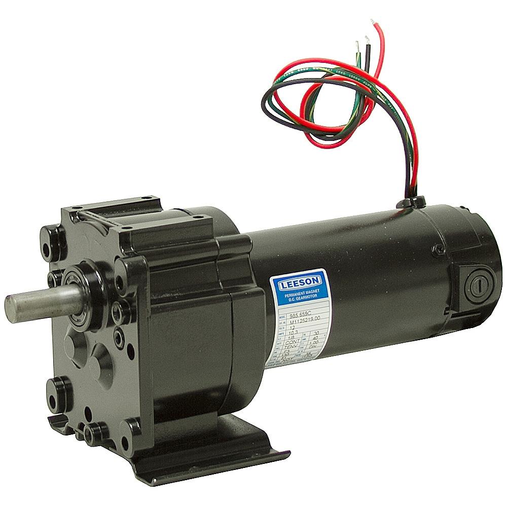51 Rpm 12 Vdc Gearmotor Dc Gearmotors Dc Gearmotors Electric Motors
