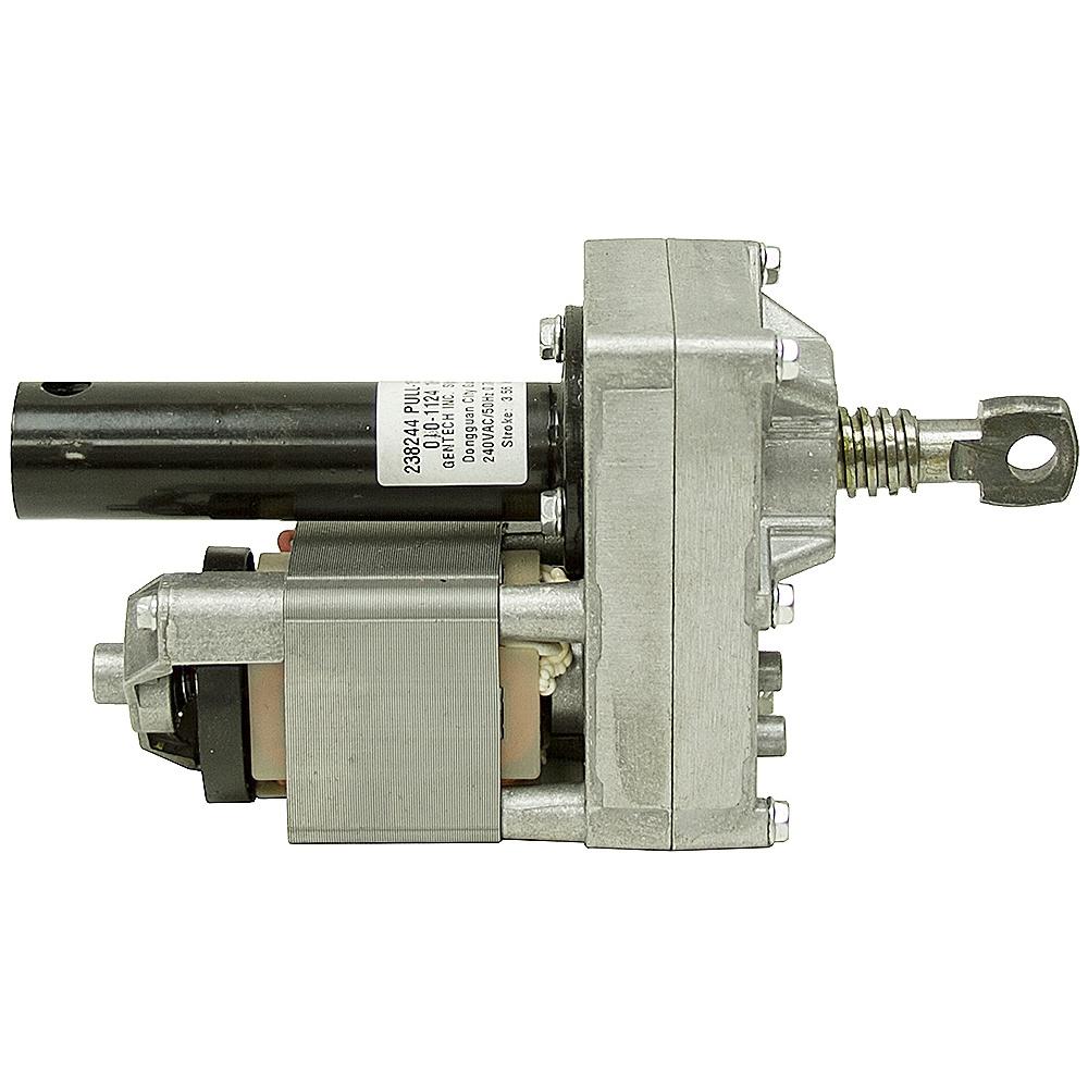 Stroke 900 lb pull 240 volt ac linear actuator for 240 volt electric motors