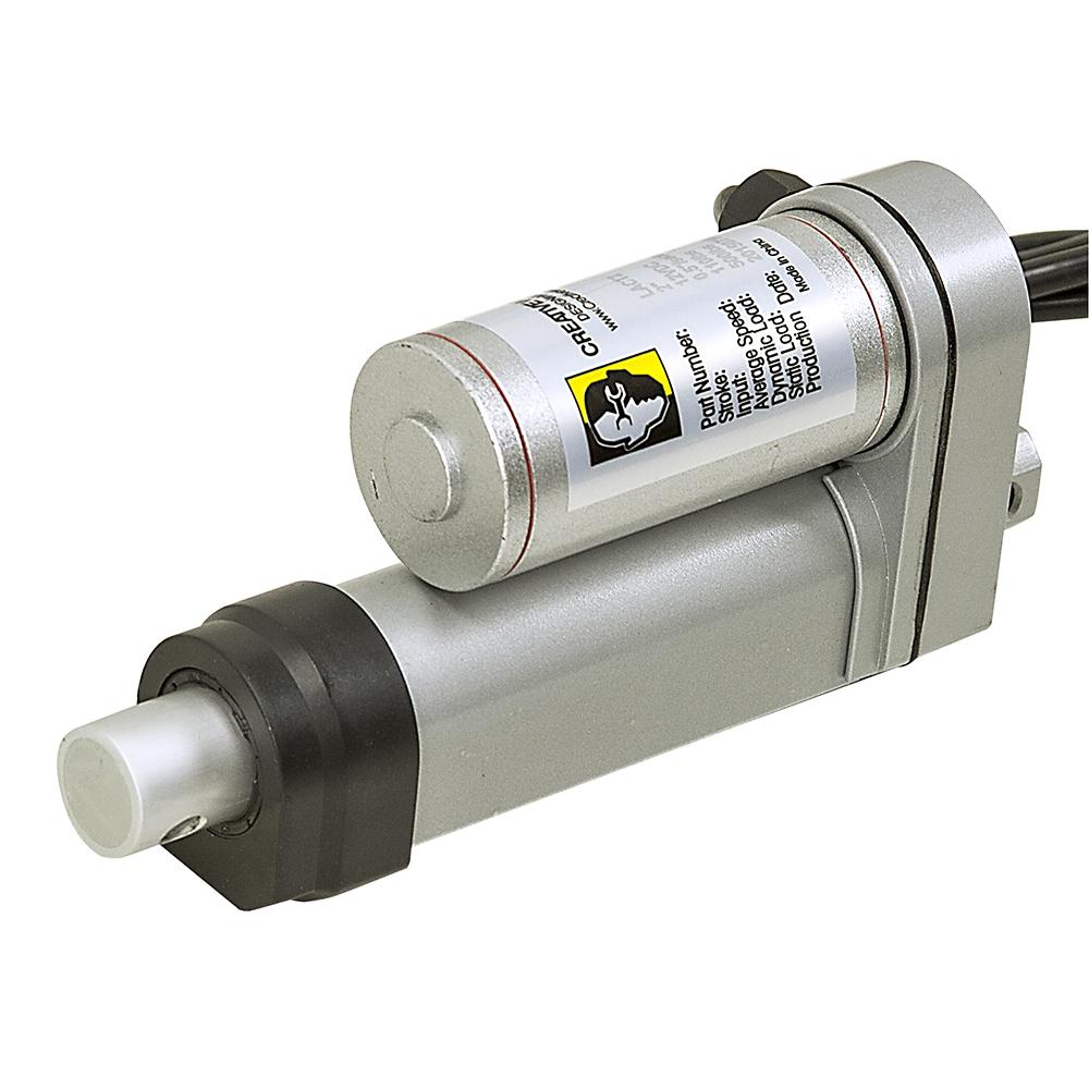 2 16 stroke 110 lb 12 volt dc linear actuator dc linear 12 volt dc linear actuator zoom prevnext