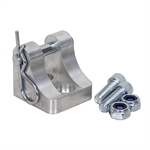 Linear Actuator Mounting Bracket Concentric- Medium Duty - Aluminum