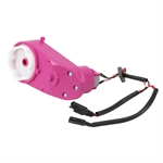 70 RPM 6 Volt DC Pink Toy Car Drive Gearmotor
