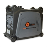 3200W 120V Gas Powered Inverter Generator Dirty Hand Tools 104612