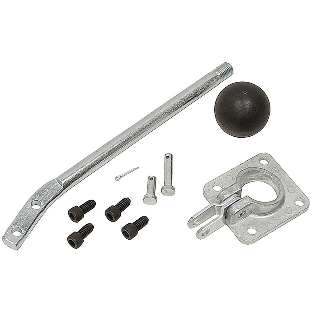 Hydraulic Valve Lever Handle : Full handle kit for prince rd series valve