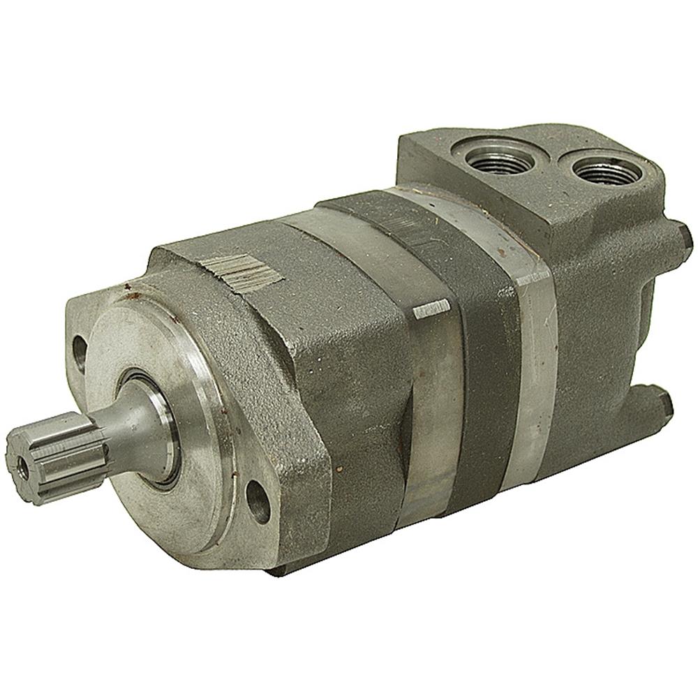 6 2 cu in char lynn 104 1016 hyd motor low speed high for Two speed hydraulic motor