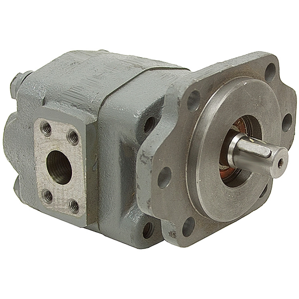 Cu in 308 9116 09 commercial hyd pump gear pumps for Hydraulic motor and pump