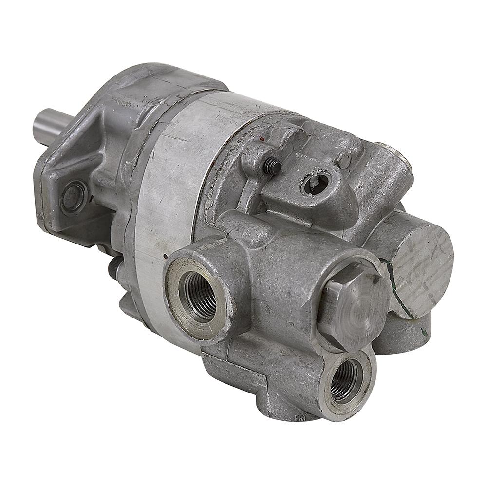 Cu In Priority Hydraulic Pump Parker Hannifin