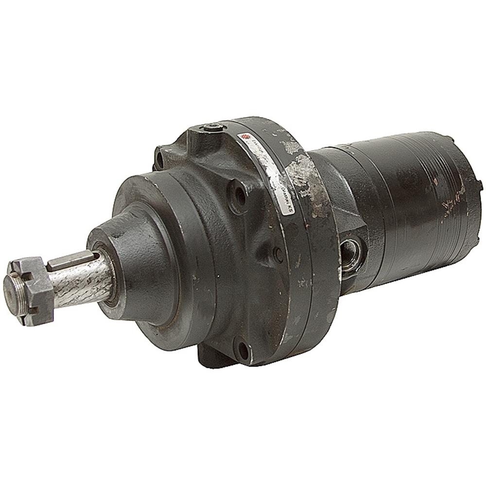 24 7 Cu In Ross Me246731jcac Hyd Motor W Brake Wheel Mount Hydraulic Motors Hydraulic
