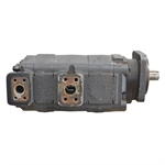 5.97/8.53 Cu In Parker/Commercial Hydraulic Double Pump 322-9120-168