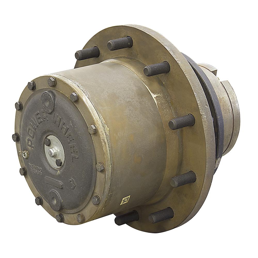 22 59 1 Auburn Gear Power Wheel Drive W Parking Brake