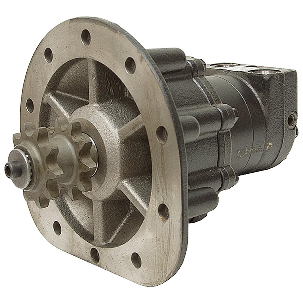 Cu In Sauer Danfoss Tmt400flv 151z3259 Hyd Motor