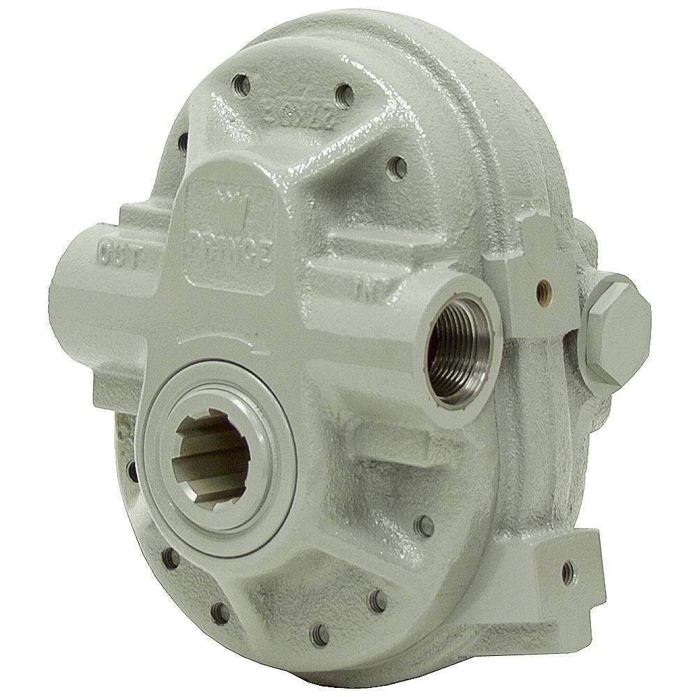 5 7 cu in prince hc pto 2ac pto pump ci 540 rpm pto for Hydraulic motor and pump