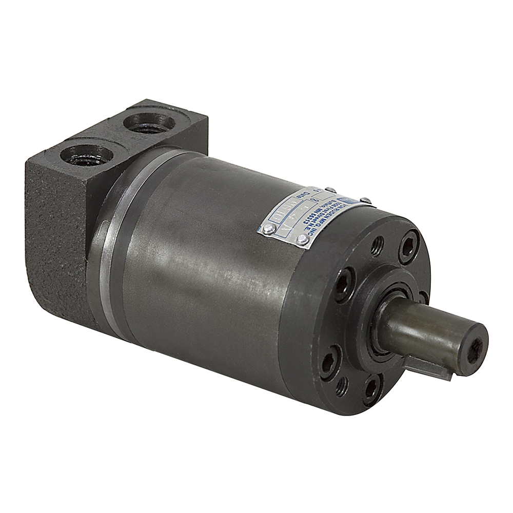 0 5 cu in von ruden hydraulic motor mlhm8m4a low speed