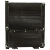 SAE 12 AKG 306-807 Combo Oil Cooler And Radiator