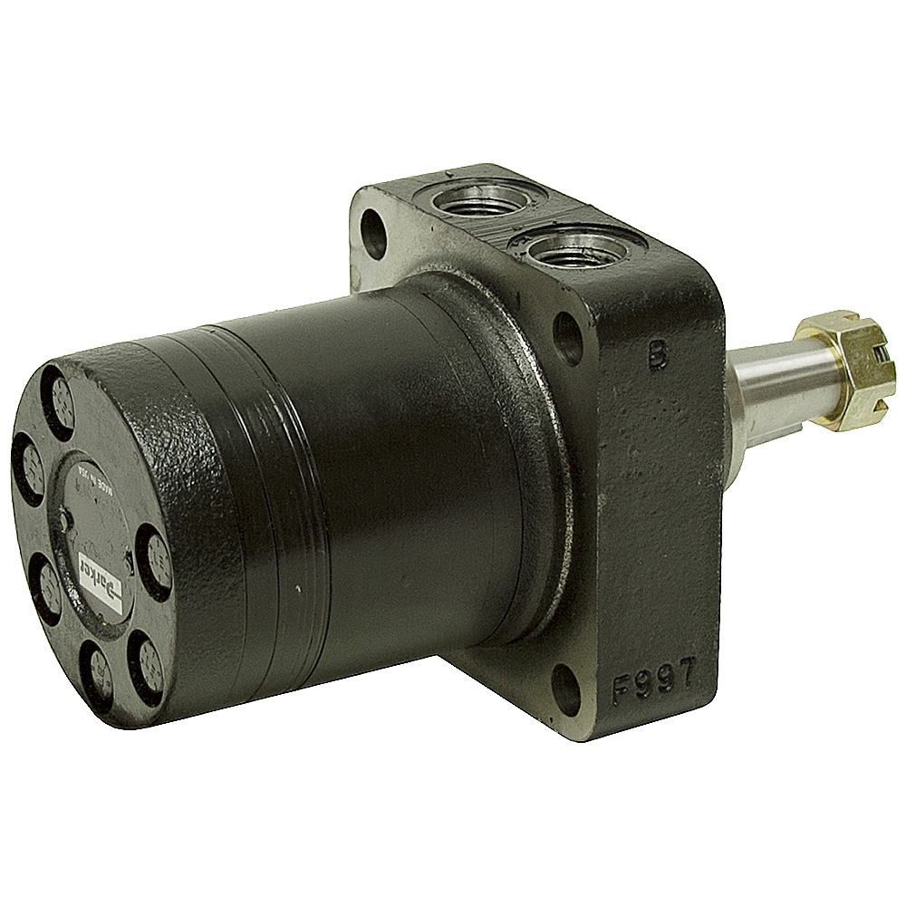 13 9 cu in parker te0230us250aafb hyd wheel motor 1