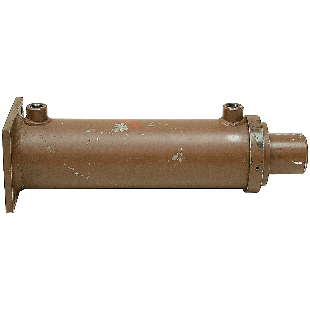 how to open hydraulic cylinder