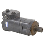 9.65/4.8 cu in Char-Lynn 104-2318 Two Speed Hydraulic Motor