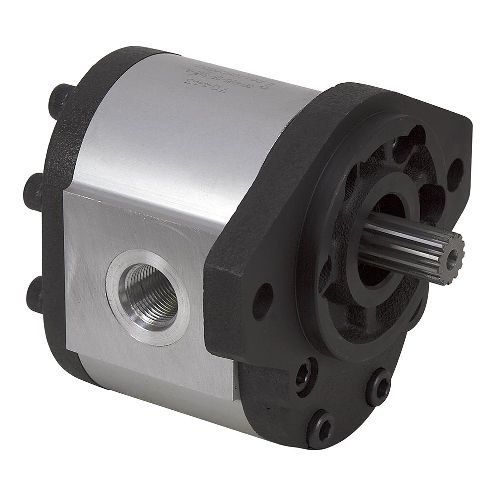 1.34 cu in Dynamic GP-F25-22-S13-C Hydraulic Pump