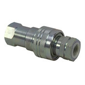 3/8 NPT Hydraulic Quick Coupler