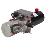 12 Volt DC 1.4 GPM 2600 PSI Snow Plow Hyd Power Unit