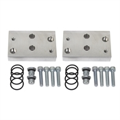 3 Lever Pilot Valve Connector Kit