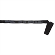 "0.90"" I.D. Nylon Hose Sleeve for 1/4"" Hydraulic Hose Protec NHS-090"