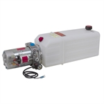 12 Volt DC Hydraulic Power Pack for Single Acting Cylinder
