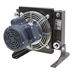 30 GPM AKG AR8-1 Oil Cooler w/ 115/230 Volt AC Fan
