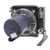 30 GPM AKG AR8-3 Oil Cooler w/ 230/460 Volt 3Ph Fan