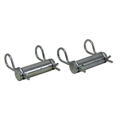 "1"" x 2-3/4"" Clevis Pin Pair w/ Clips"