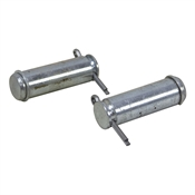 "1"" x 2-5/8"" Clevis Pin Pair w/ Clips"