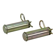 "1"" x 2-15/16"" Clevis Pin Pair w/ Clips"