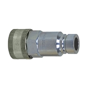 "1/2"" Flush Face ISO 16028 Tip To 1/2"" ISO 5675 Body Coupler Adapter Safeway FAE56-49-4"