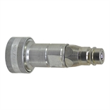 "1/2"" ISO 5675 Tip To International Harvester (Old Style) Body Coupler Adapter Safeway S25-4-7D"