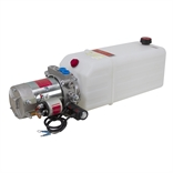 12 Volt DC Hydraulic Power Pack Double Acting