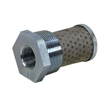 "1-1/2"" NPTM To 3/4"" NPTF 16 GPM Tank Strainer"