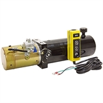 12 Volt DC 1.3 GPM 2500 PSI SPX SA Power Pack