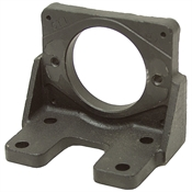 SAE A 2-Bolt Cast Iron Pump & Motor Foot Mount - Direct Replacement For 9-1737 & 9-1738  308-0001-003