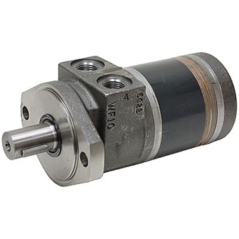 24 0 Cu In Parker Tb0390ap100aaab Hyd Motor Low Speed