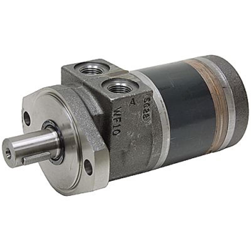 24 0 Cu In Parker Tb0390ap100aaab Hydraulic Motor Low