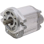 0.589 cu in Prince SP20B09D9H9R Hydraulic Pump Rear Port