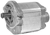 0.677 cu in Prince SP20B11D9H2L Hydraulic Pump Rear Port