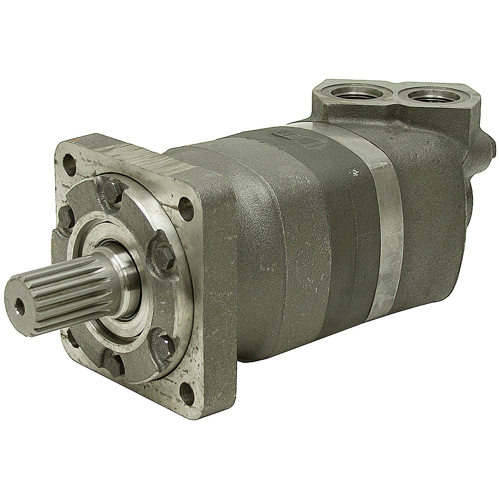 Cu In Char Lynn 112 1061 Hydraulic Motor Low Speed