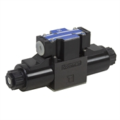 D03 24 Volt DC Northman Closed Center Directional Hydraulic Solenoid Valve