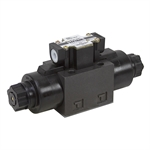 32 GPM D05 115 Volt AC Hyvair Solenoid Operated Directional Control Valve D05S-2B115A35