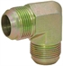 JIC 4 Male x JIC 4 Male 90 Degree Elbow 2500-04-04 Adapter