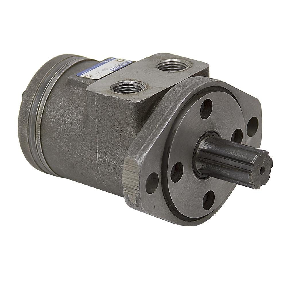 2 8 cu in char lynn hydraulic motor 101 1001 low speed for Two speed hydraulic motor
